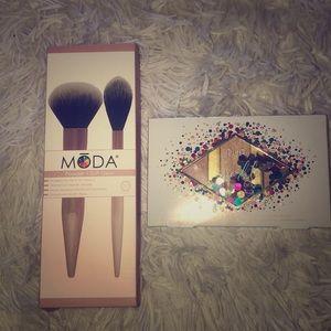 -Moda brushes | Pür sparkle & shine bright